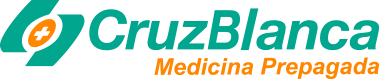 Cruz blanca logo